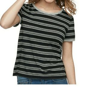 Pink Republic Comfy Stripped Tee